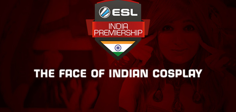 The face of Indian cosplay