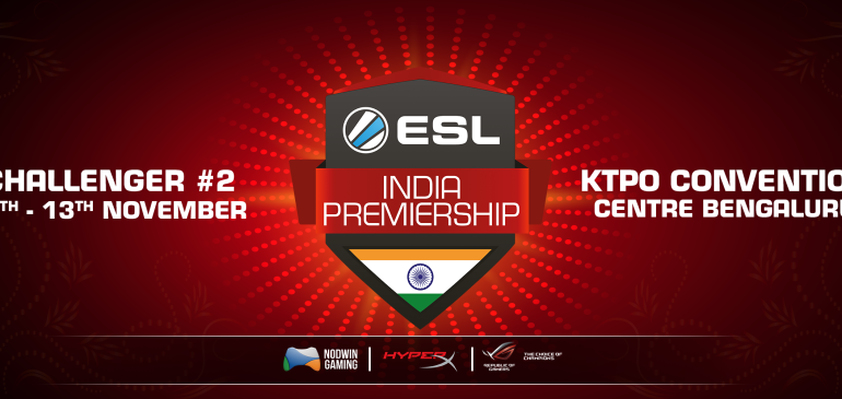 Esport Extravaganza at Bangalore this Week!