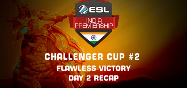 FLAWLESS VICTORY – DAY 2 RECAP